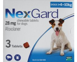 Nexgard Medium Dog Blue 12 Pack