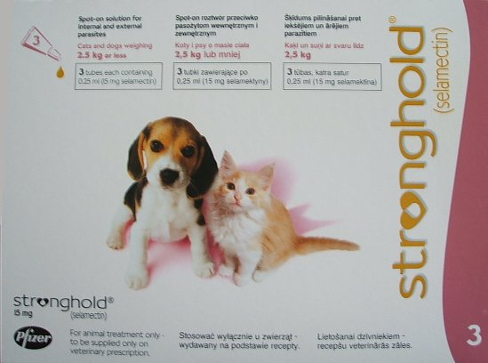 Stronghold Puppy & Kitten  6 Pack
